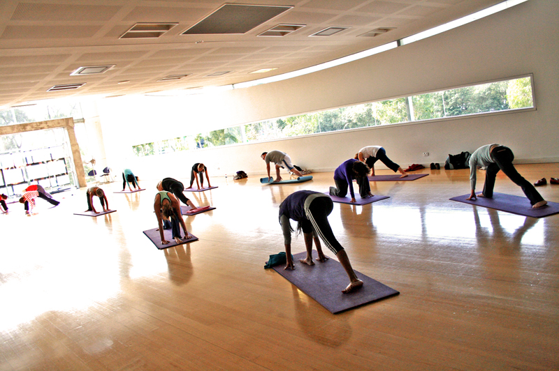 Yoga classes in nerul